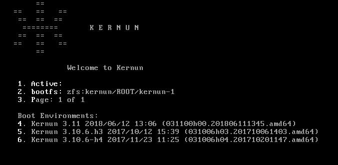 Kernun UTM Handbook